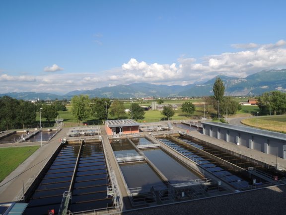 Anmeldung zur Besichtigung der ARA (Abwasserwerk für ...  Anmeldung zur B...